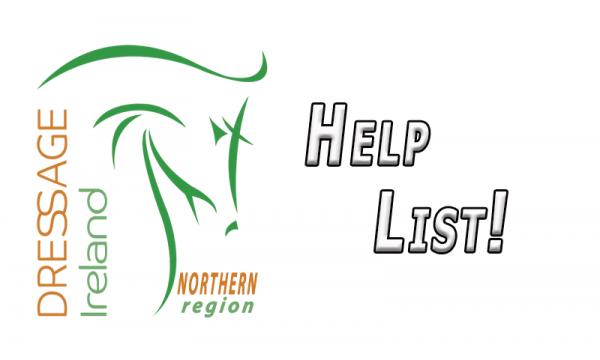 Summer 2021 Help List