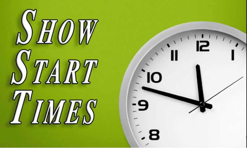 show-start-times